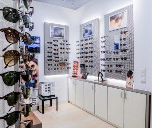 Sonnenbrille Sportbrille